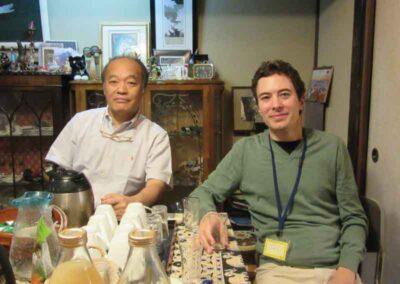 Joan forma parte del Instituto oficial de Reiki en Japón el cual es Shihan (Maestro).